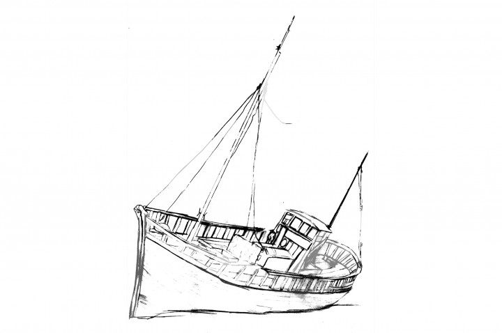Ship to Shore drawing