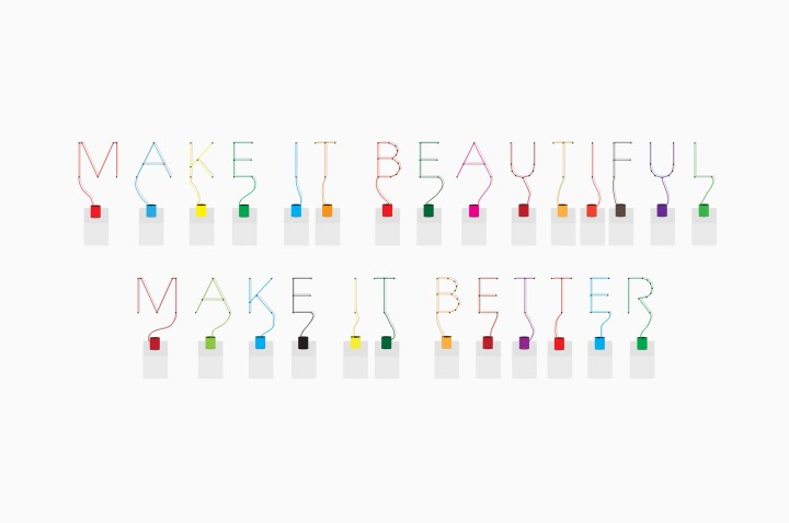 Make it Beautiful Make it Better graphic
