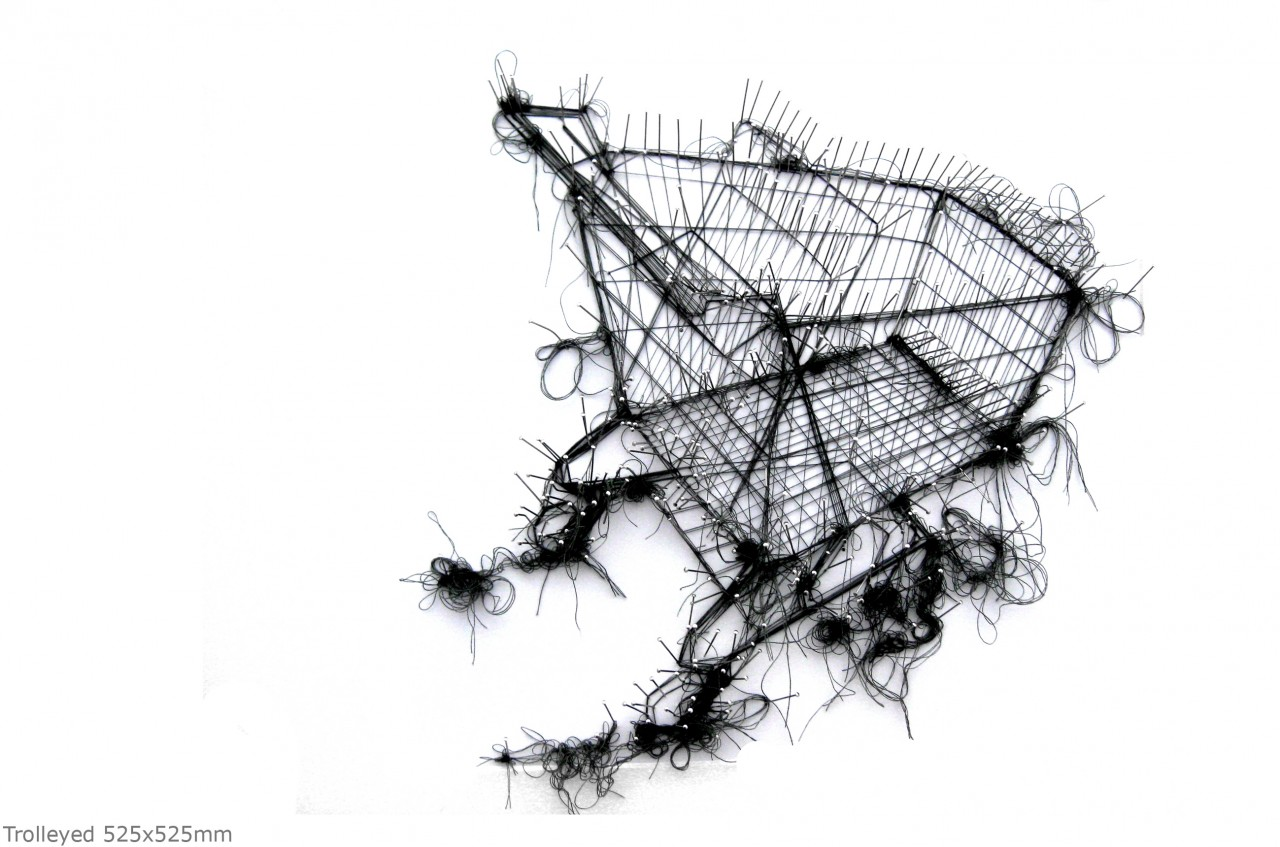 Contemporary Line Drawing Artists : Linear works « debbie smyth