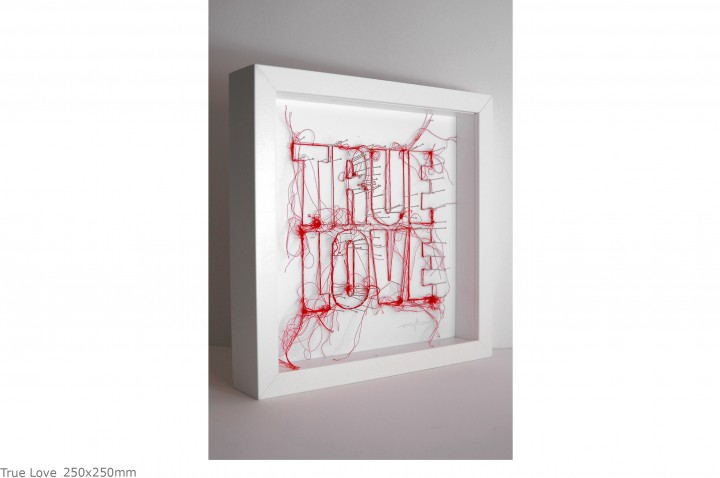 True Love 250x250mm