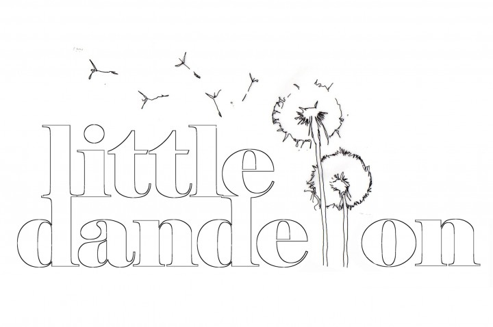 Little Dandelion drawing